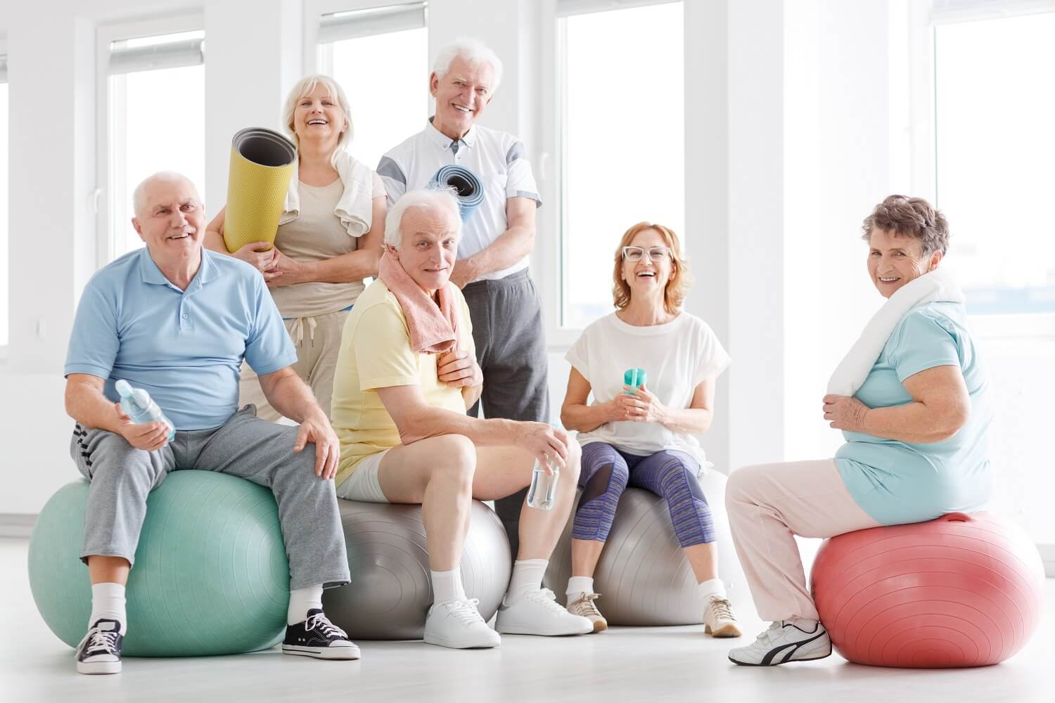 benefits-of-exercise-for-women-over