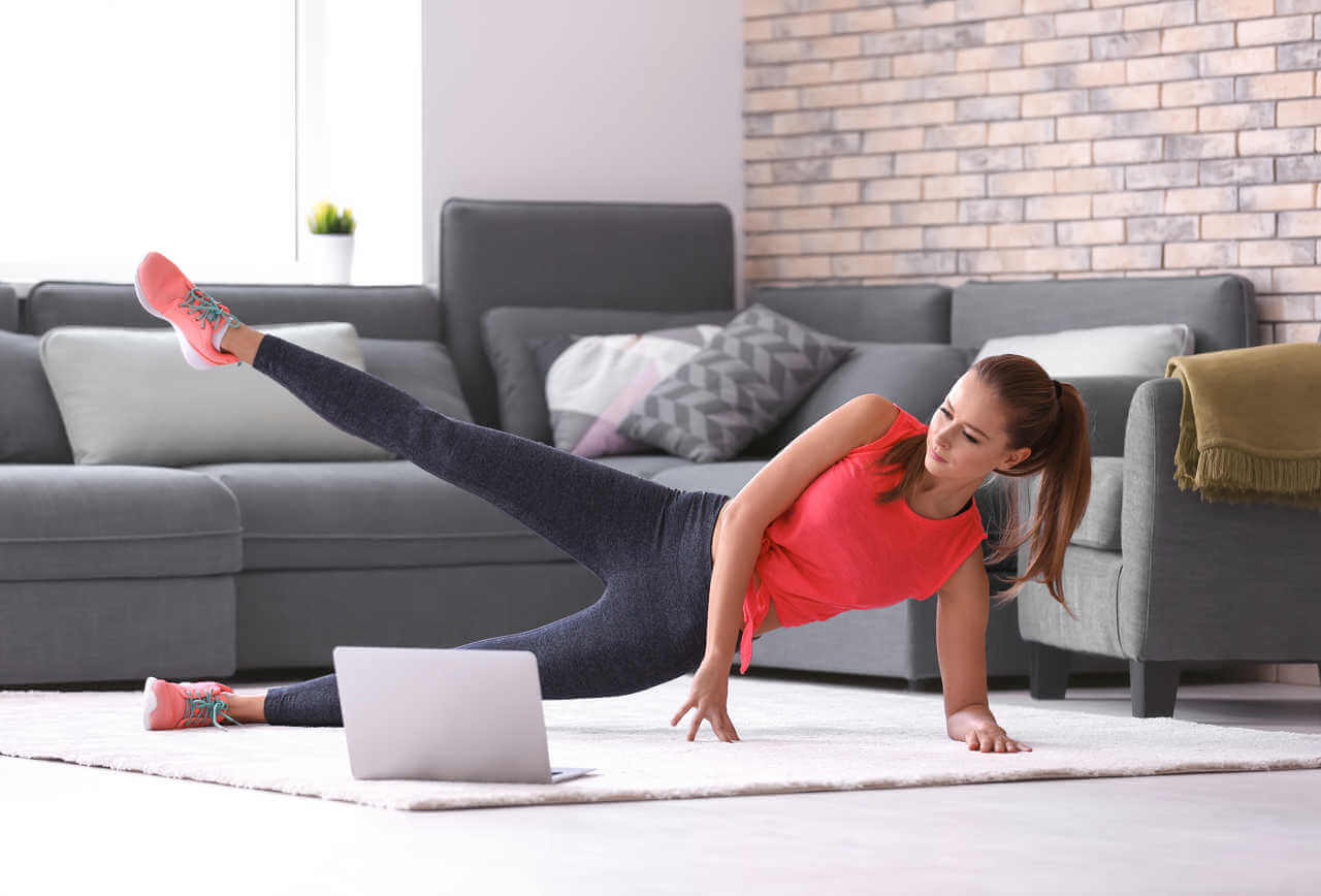 exercising-at-home