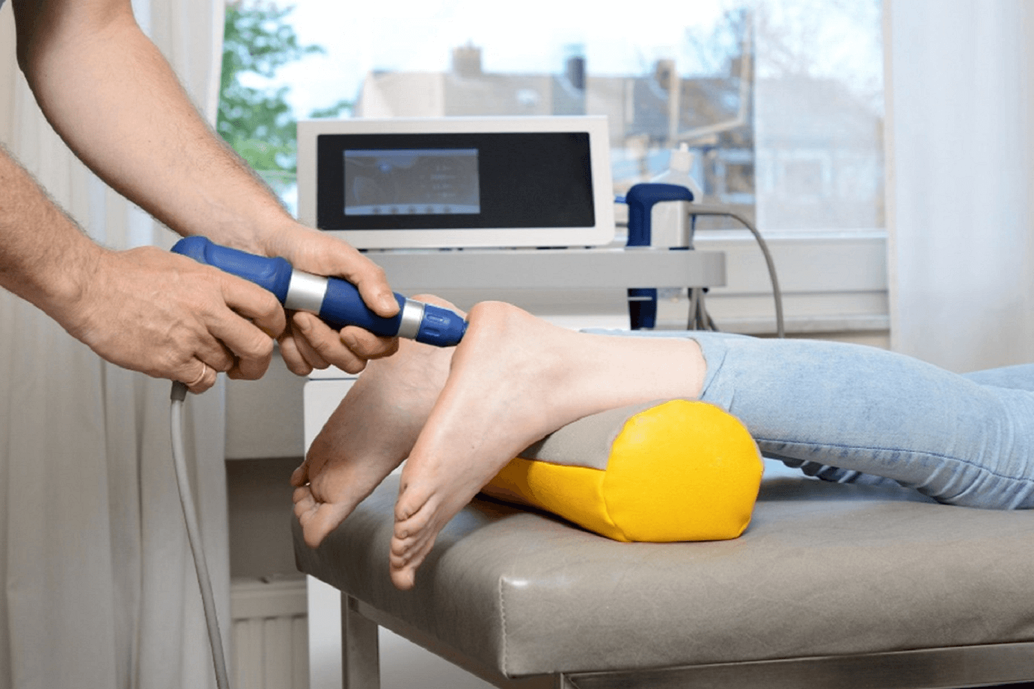 How Shockwave Therapy Works